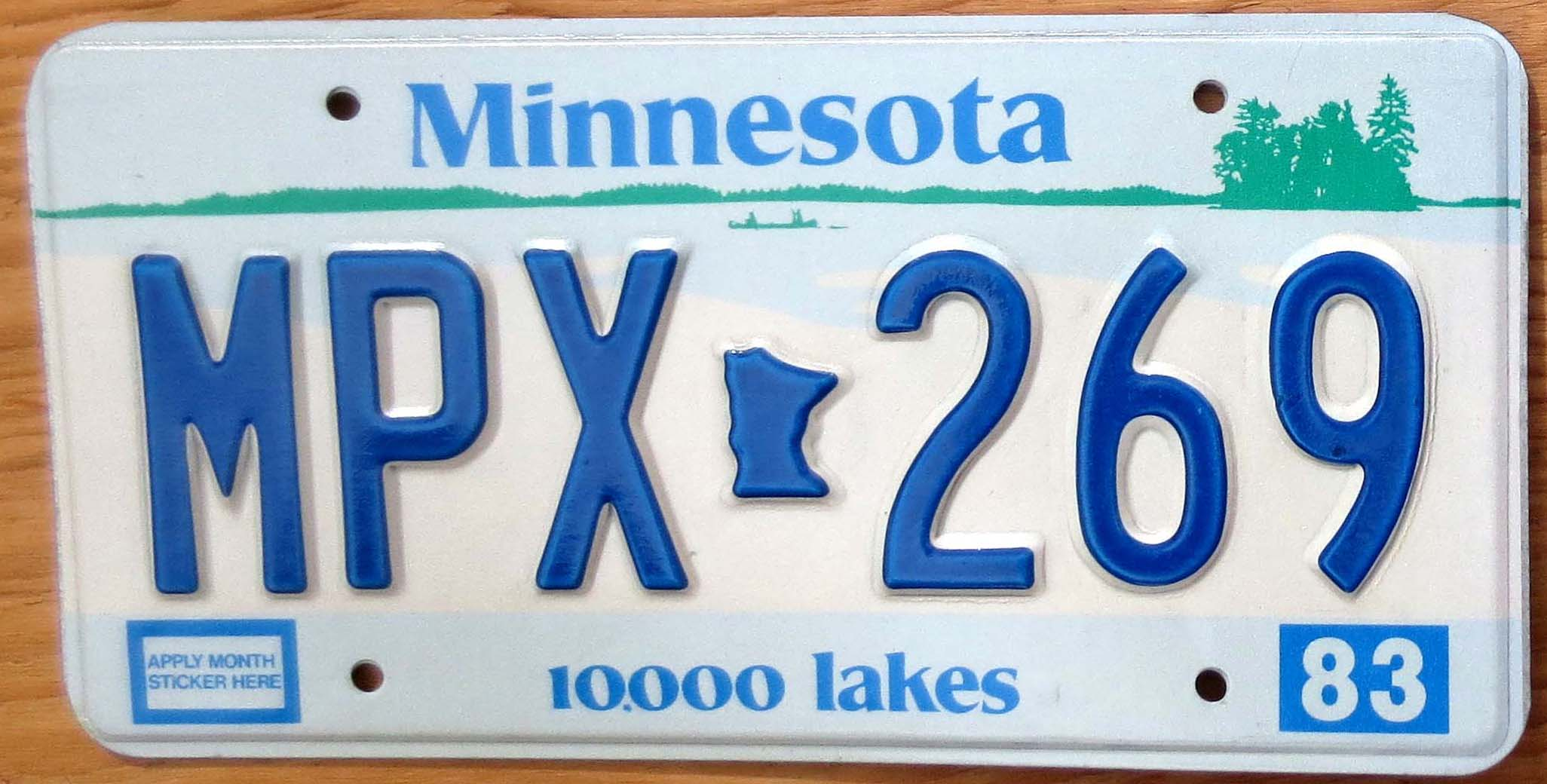 mn drivers license plate renewal fee