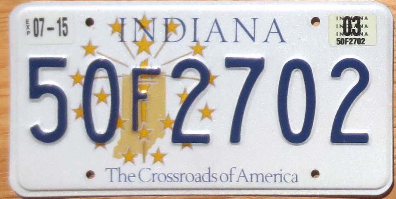 2003 Indiana Exc